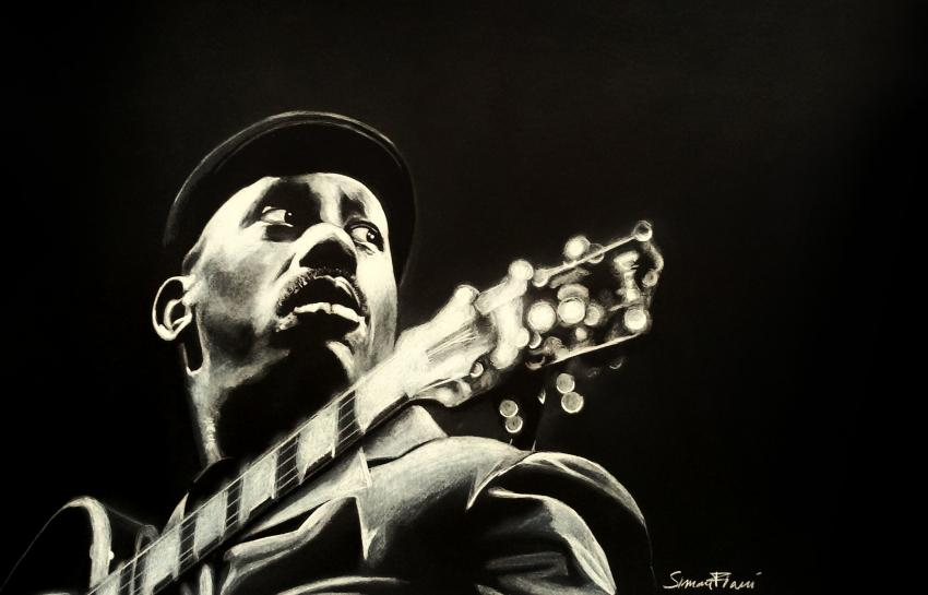 Wes Montgomery by simoflame